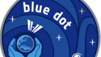 [6/7] Blue Dot mission logo