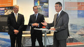 ESA, DLR and the German State of Hessen extend support to BIC Darmstadt