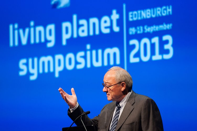 DG's opening speech at Living Planet Symposium 2013