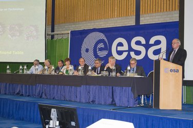 ESA Directors at Technology Workshop