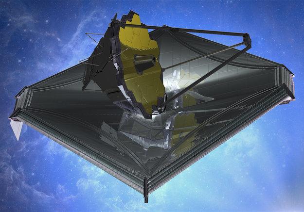 Resultado de imagen para El telescopio espacial James Webb