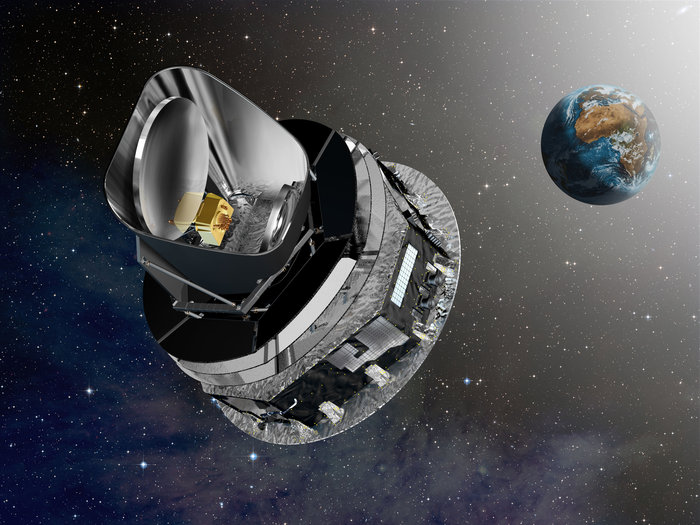 ESA's Planck spacecraft was the second, after Herschel, to be safely retired after orbiting at L2