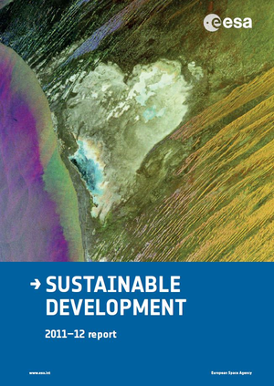 Sustainable Development 2011–12 Report Cover
