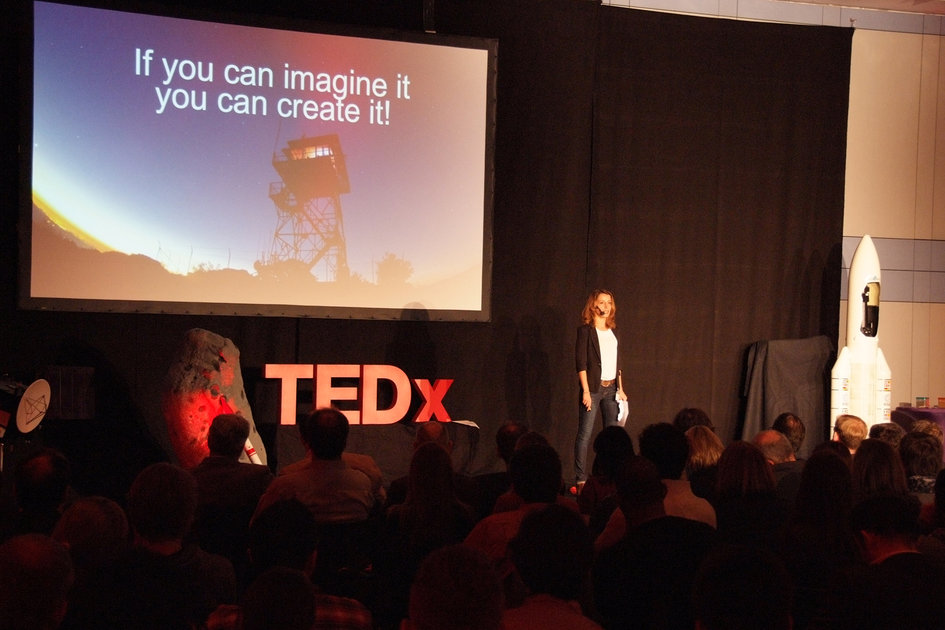 TEDx RocketMinds: Stefania Druga