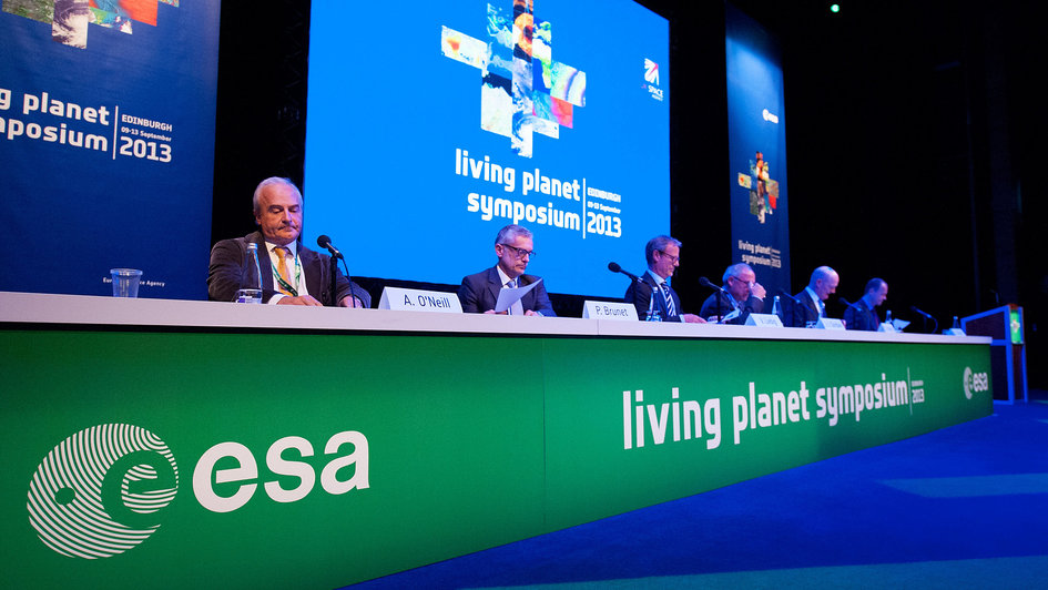 The Living Planet Symposium - Opening plenary