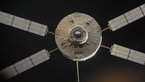 [4/7] ATV-4 undocks from the ISS