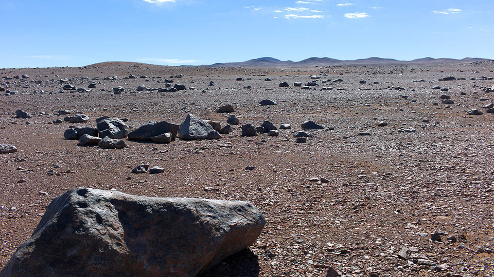 Rocks of the Atacama