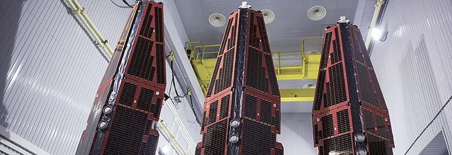 ESA's SWARM satelitter