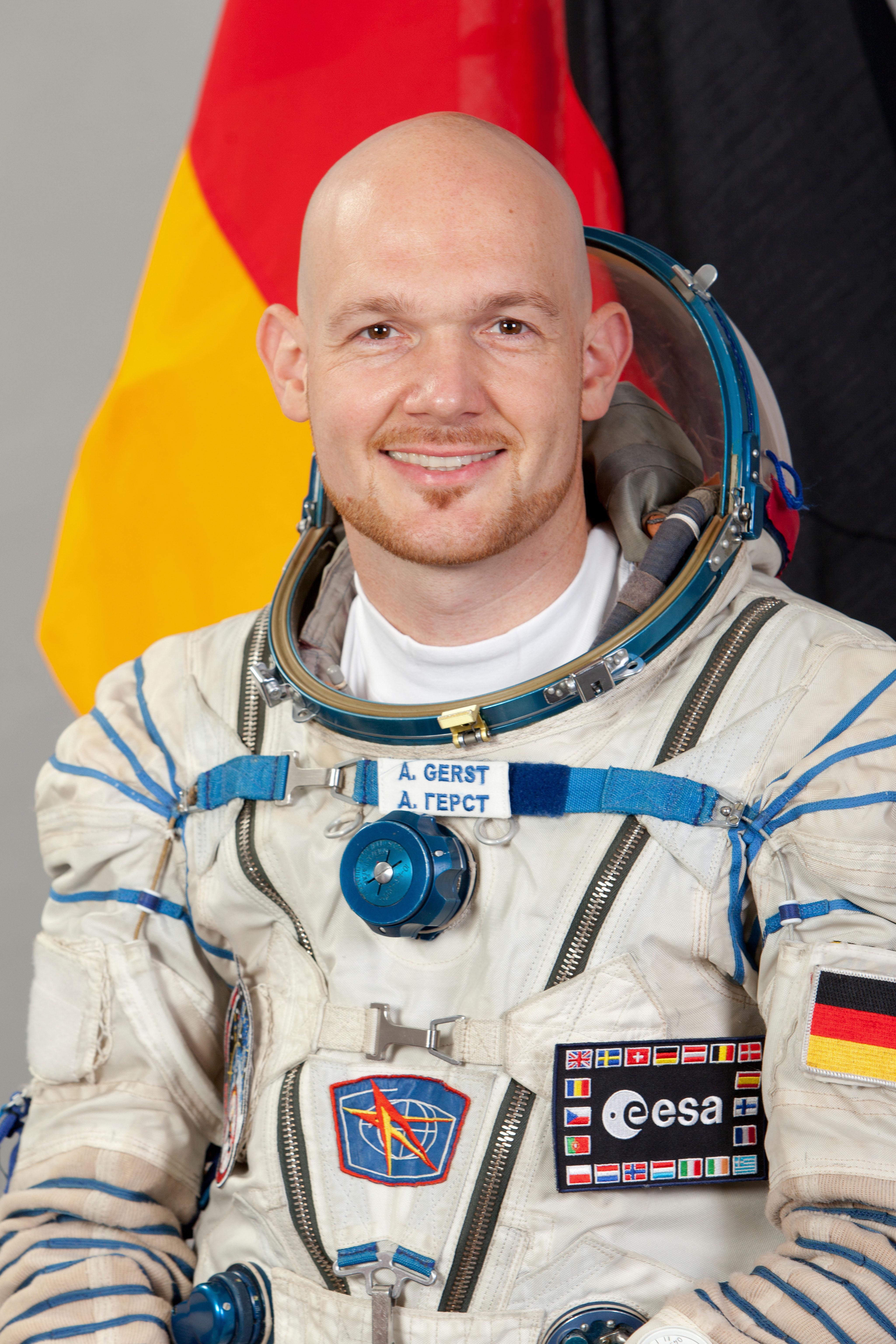 Alexander Gerst Video
