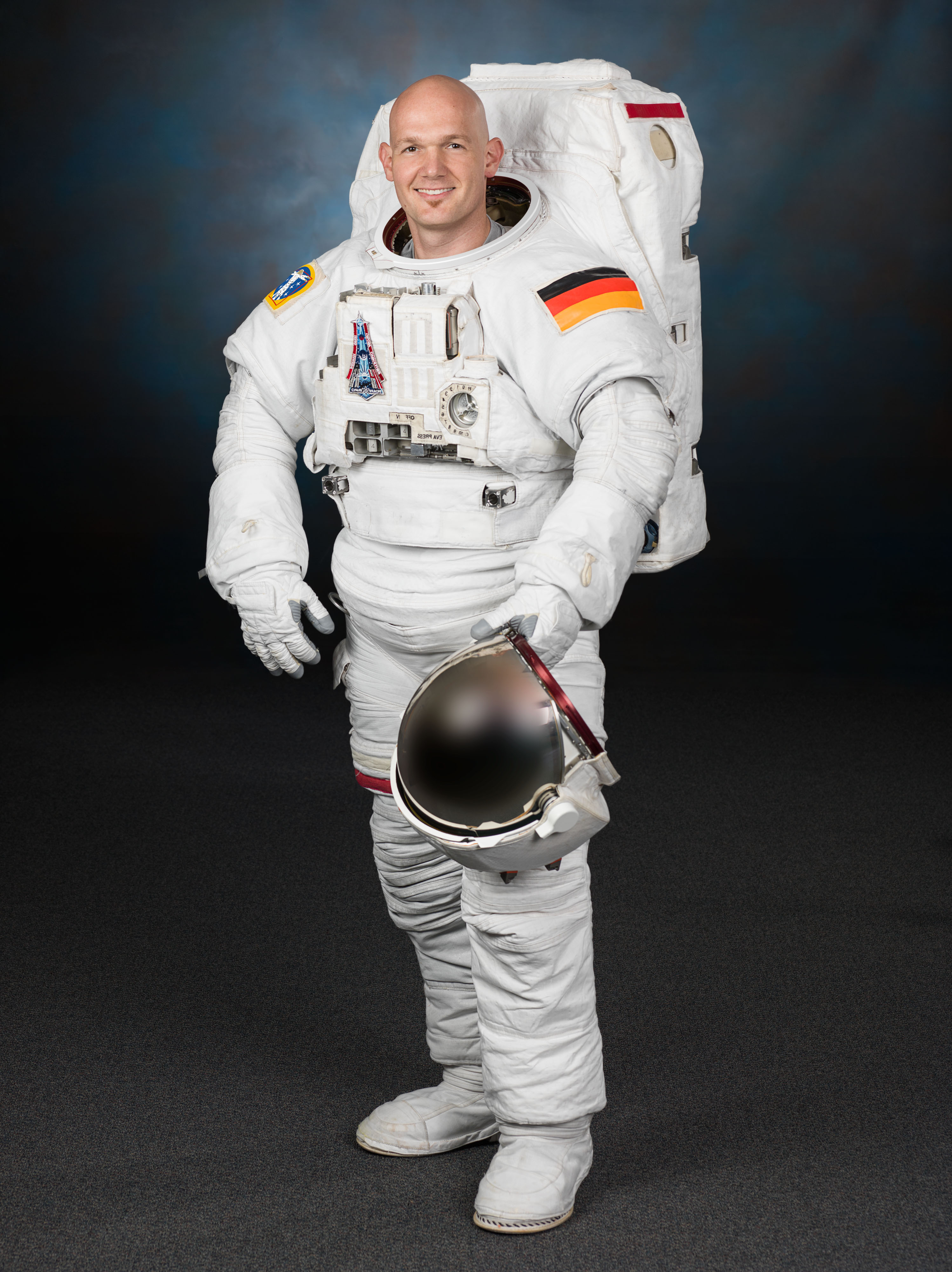 first esa astronaut in space - photo #5