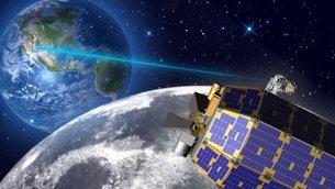 LADEE sender laserlink til Jorden