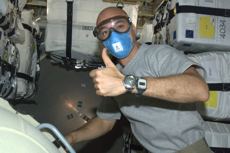 Checking ATV-4