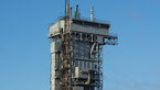 [16/36] Rockot launch tower at the Plesetsk Cosmodrome
