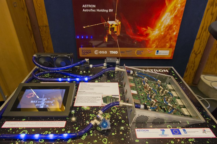 Space-MATCH 2013 at ESTEC - example technology