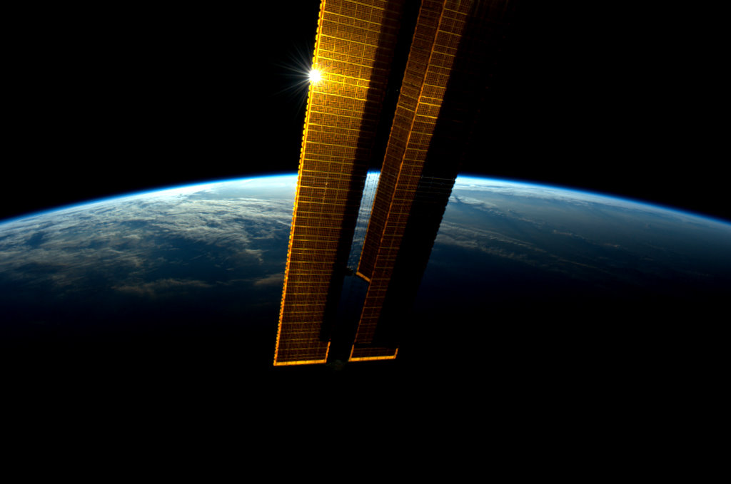 nasa solar panel - photo #25