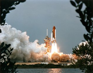 Spacelab-1/STS-9 launch