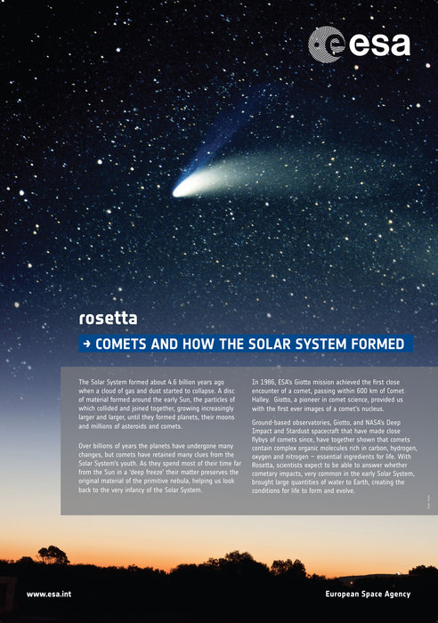 Space in Images - 2013 - 12 - Comets and how the Solar ...