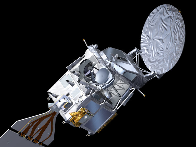 ESA's cloud and aerosol mission