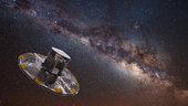 Veröffentlichung erster Ergebnisse der ESA-Mission Gaia