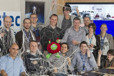 Paxi nets ESA's Clean Space team
