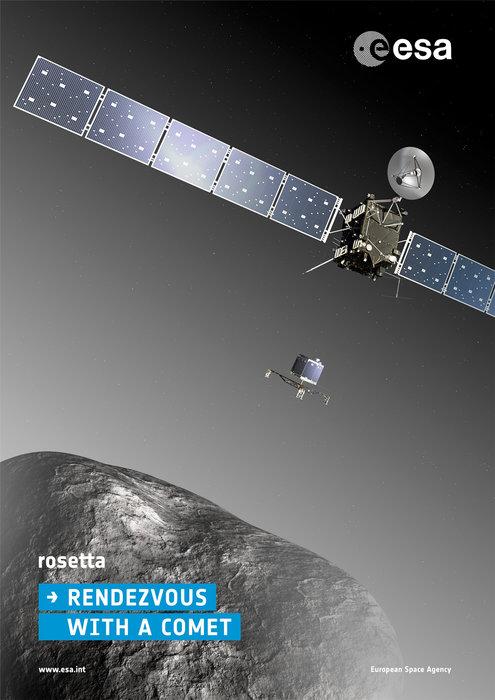 nasa comet lander name - photo #35