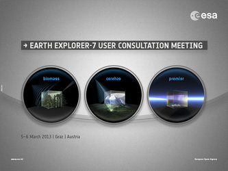 Earth Explorer 7 User Consulatation Meeting