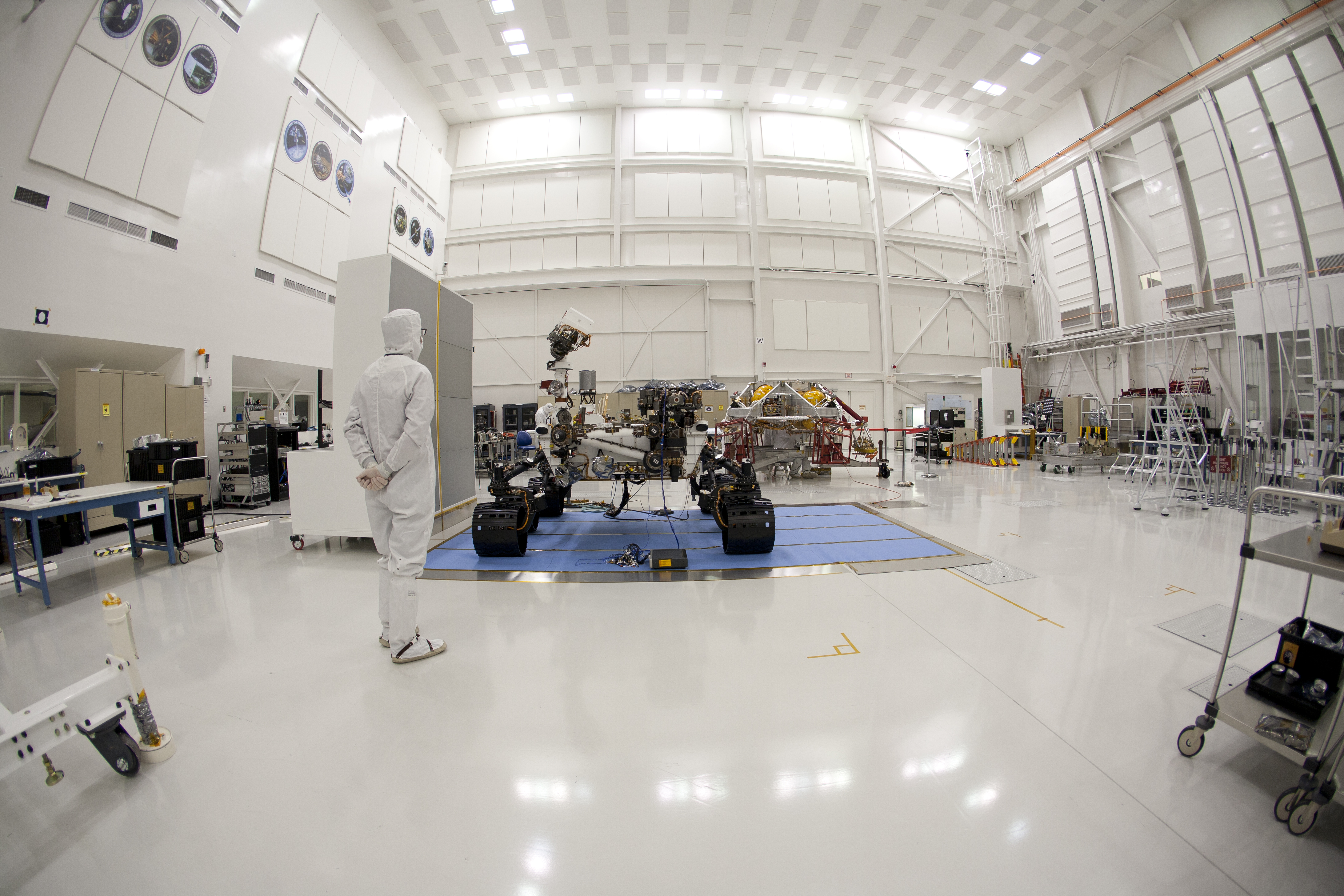 How Do You Stop A Spacecraft Microbe From Attacking Mars ...