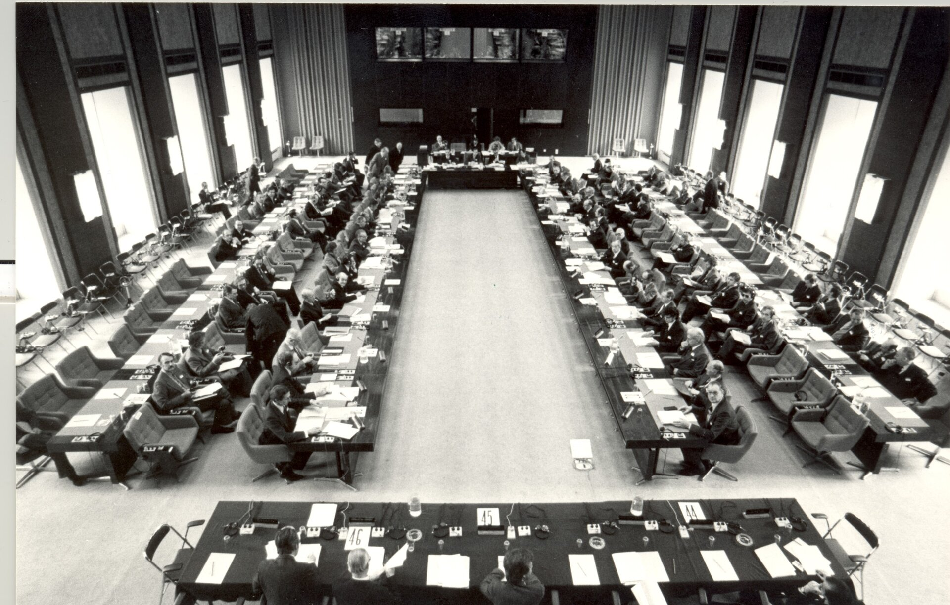 European Space Conference, 1975