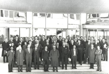 Meyrin conference, 1960