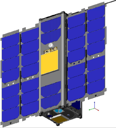An orbiting test-bed for innovation