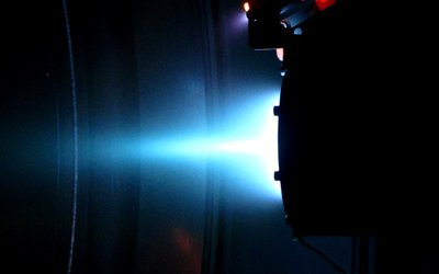 Test-firing of Polish plasma thruster