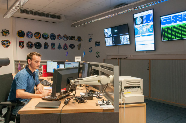 EUROCOM compiling feedback from the Columbus Flight Control Team