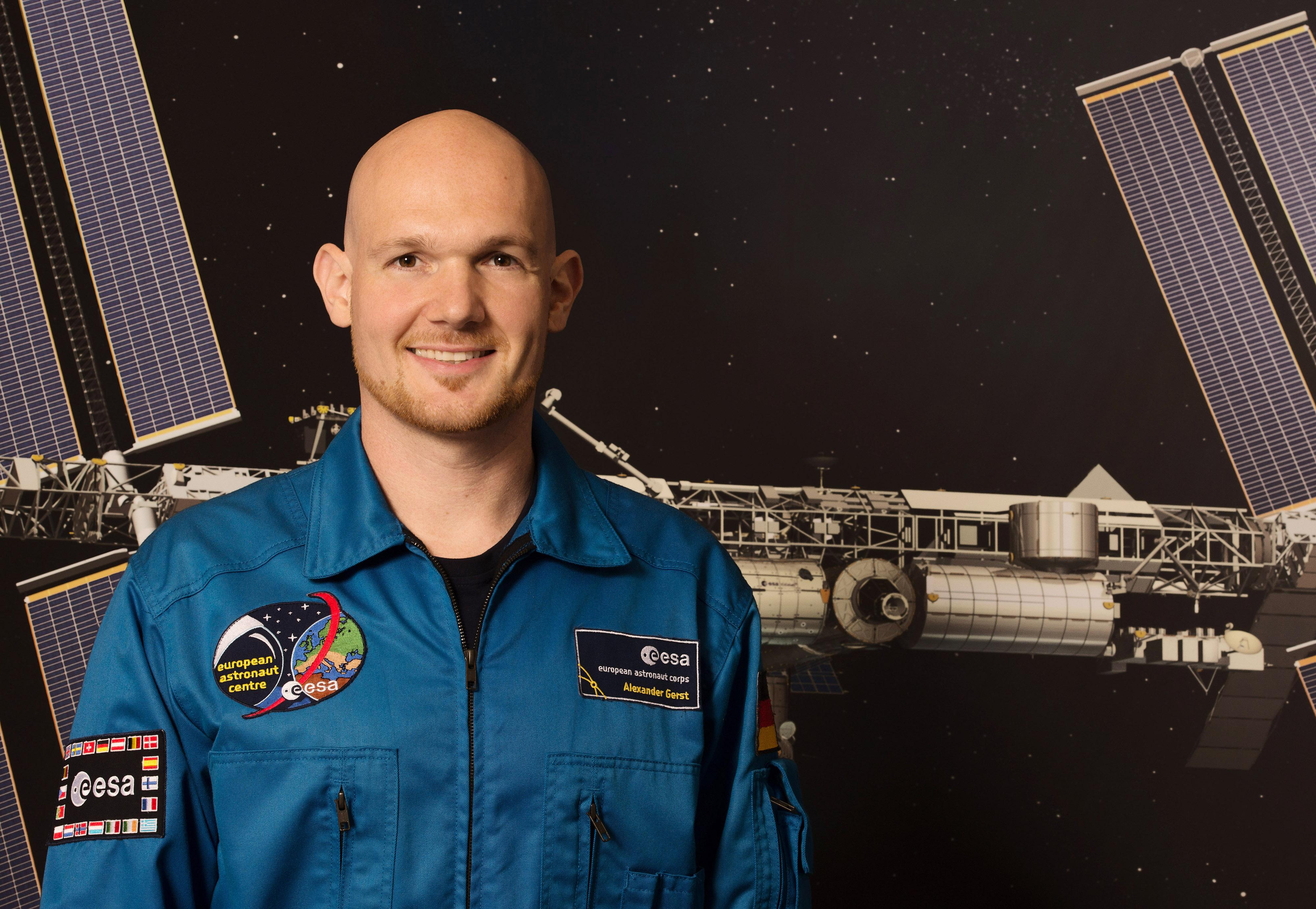 astronaut european space agency - photo #26