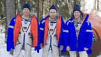 [36/38] Expedition 46/47 prime crew during winter survival training