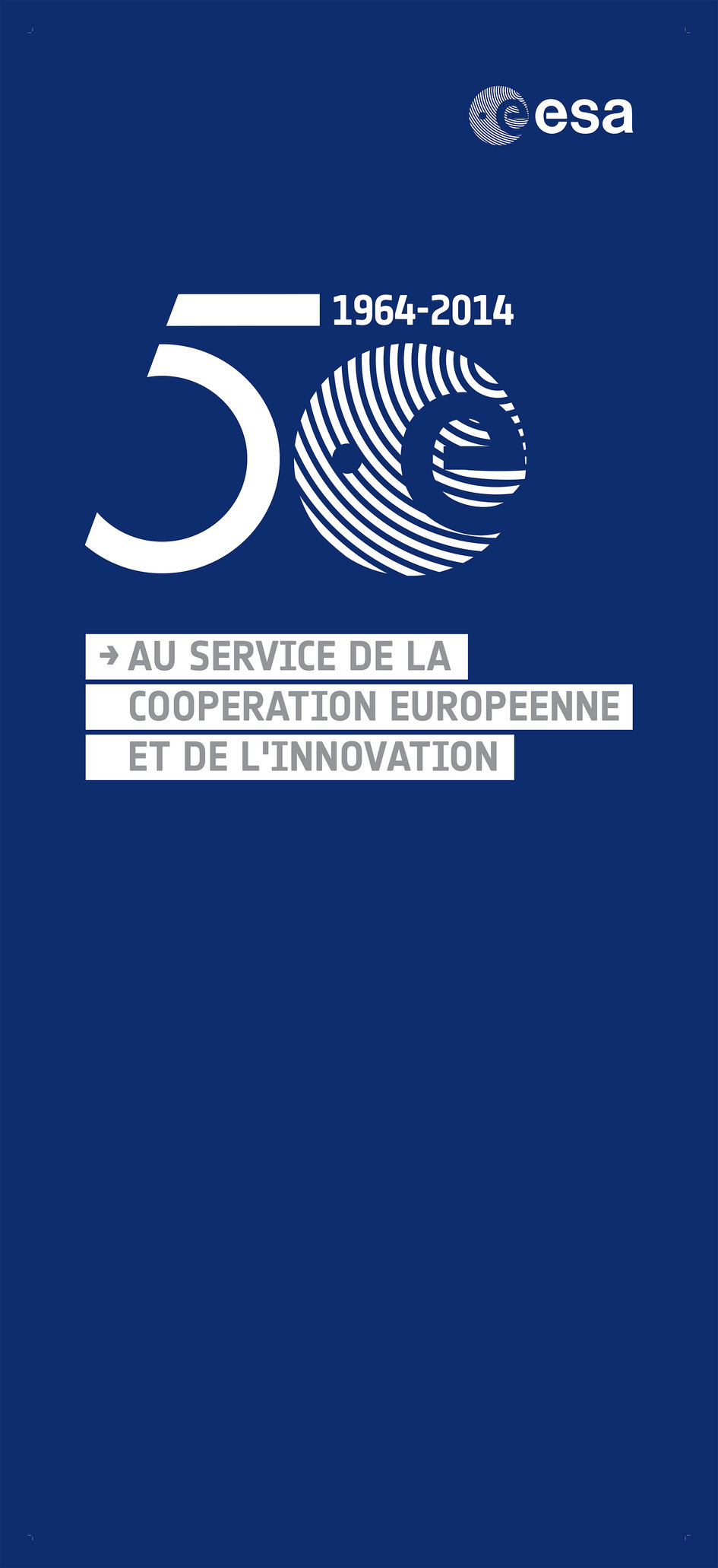 French backdrop for 50 years of European cooperation in Space