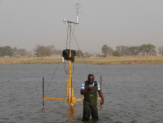 'Ground-truth' check on African reservoir