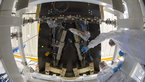 [20/20] IXV during integration at Thales Alenia Space