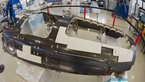 [19/20] IXV during integration at Thales Alenia Space