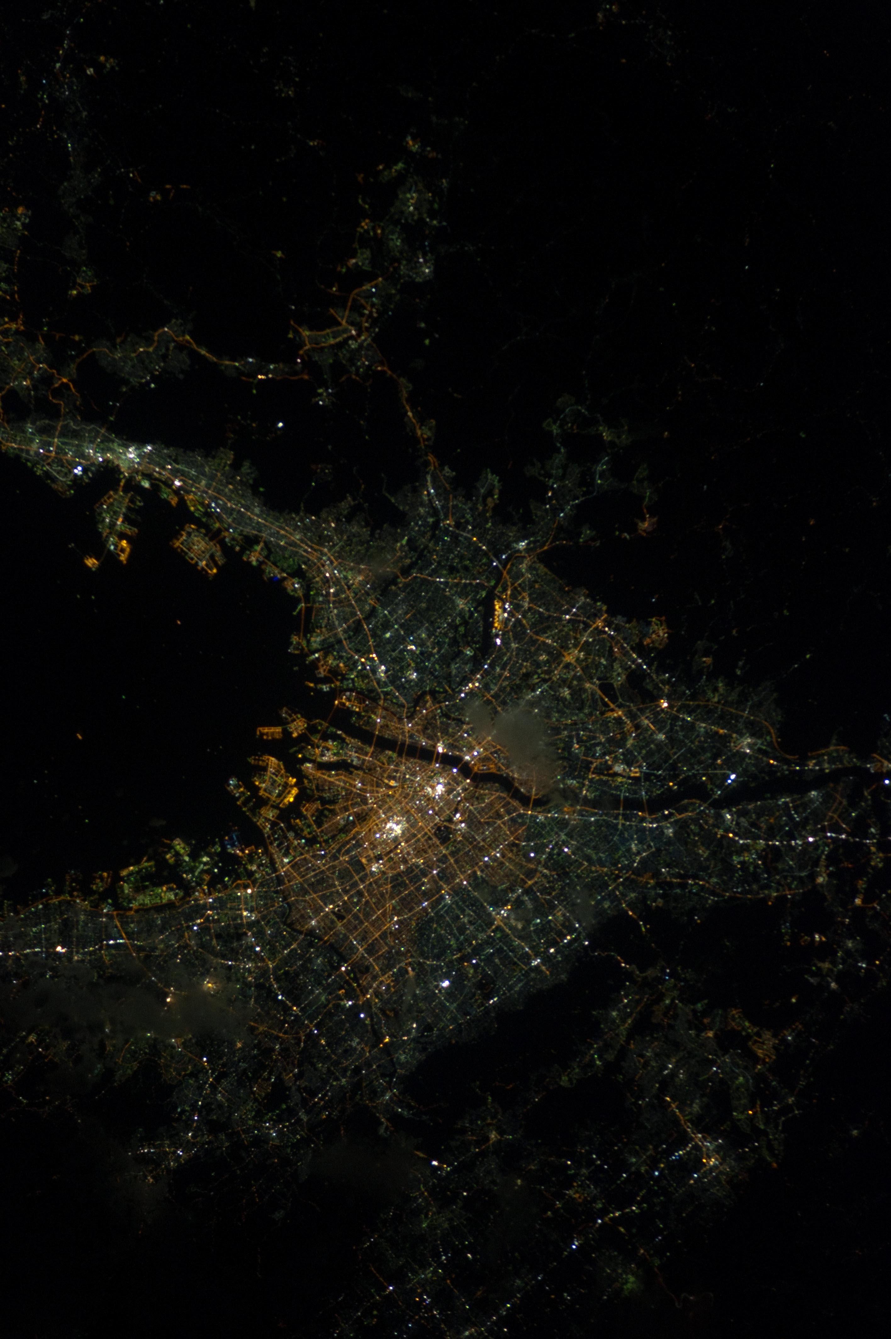 space  images   osaka japan