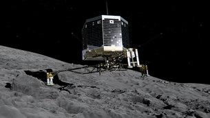 Mission spatiale Rosetta : un succès historique pour l'Europe