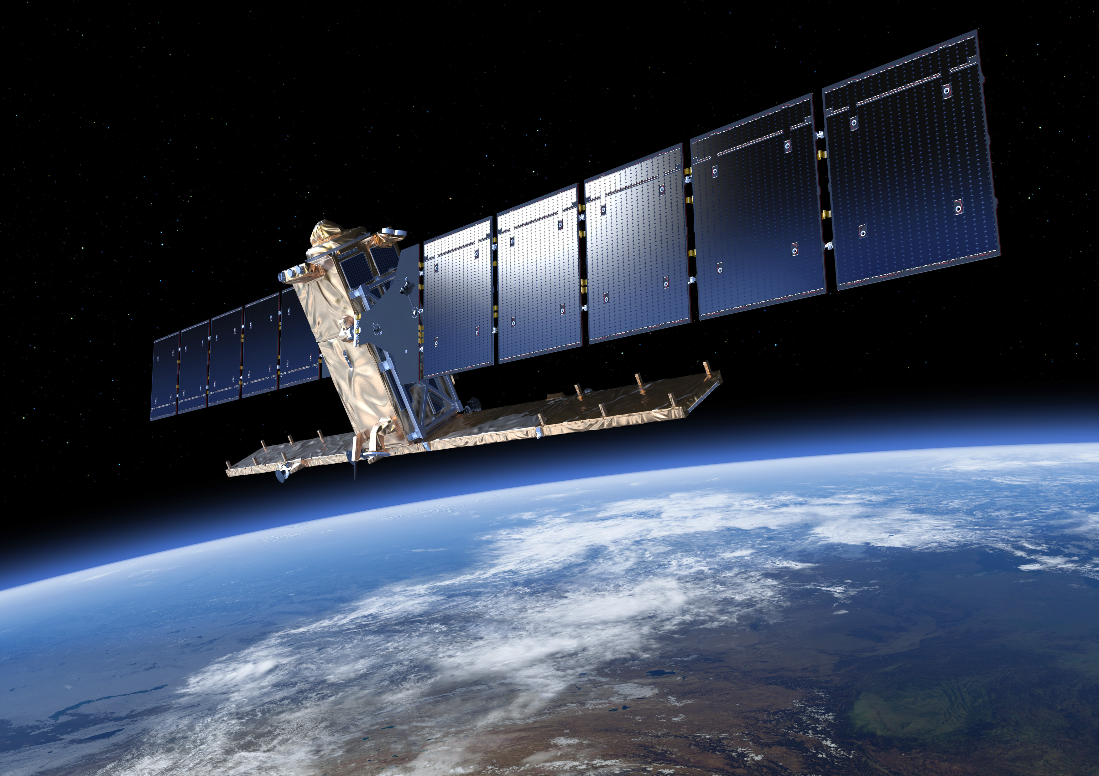 Watch Live: Next-Gen Environment Satellite Aims For Space ...