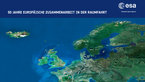 [5/7] German backdrop for 50 years of European cooperation in Space