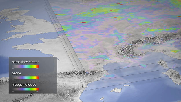 Monitoring air quality takes next step / Copernicus ...