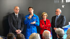 [3/7] Press conference announcing Thomas Pesquet's mission to the ISS