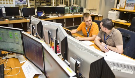 Proba Mission Operations Centre