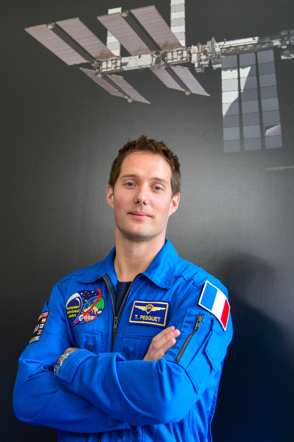 Thomas Pesquet has been assigned to a long-duration mission to the ISS