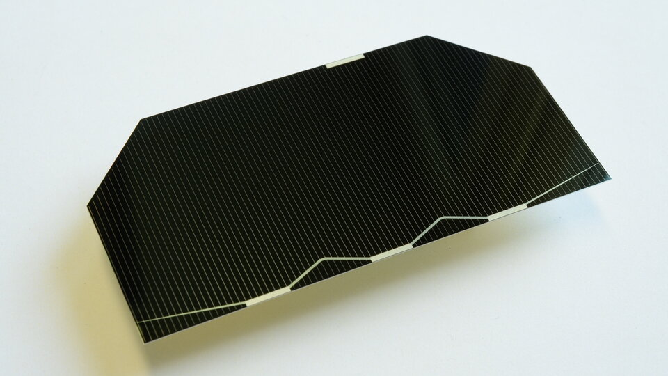 30% efficient solar cell