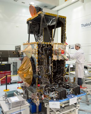 Building Sentinel-3A