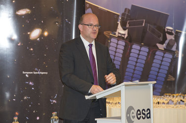 ESA-Redu contract signing ceremony 8 April 2014 #1