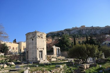Tower of winds, Athens